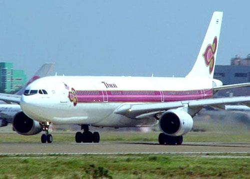 Самолет компании Thai Airlines совершил вынужденную посадку из-за записки в туалете