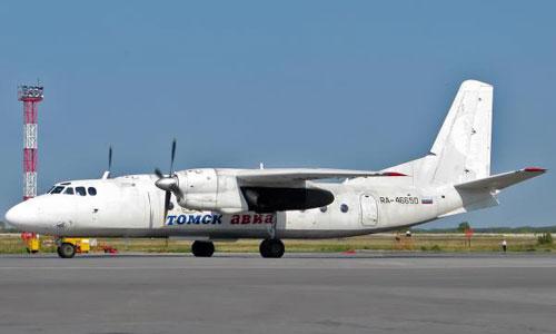В Томске совершил экстренную посадку пассажирский Ан-24