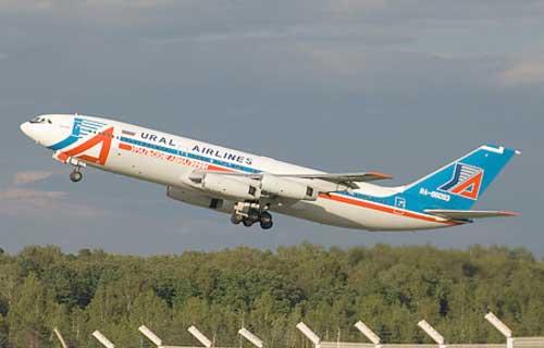 Уральские Авиалинии начнут летать в Софию
