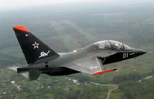Базовой учебной машиной ВВС России станет Як-130