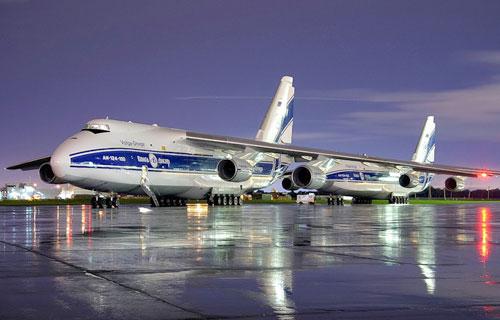 Первый заказ на грузовой Ан-124-200 сформирован