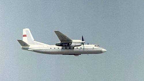 В Чите соврешил посадку Ан-24 с треснутым лобовым стеклом