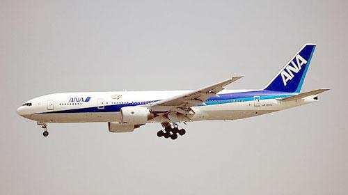 Новосибирский аэропорт станет запасным для All Nippon Airways
