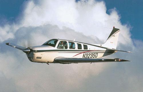 В Мексике потерпел крушение одномоторный Beechcraft A36