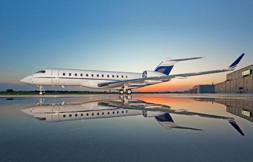 Bombardier опубликовал информацию о новых бизнес-джетах