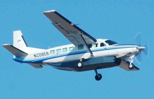 В Иркутской области на автодорогу аварийно приземлился самолет Cessna