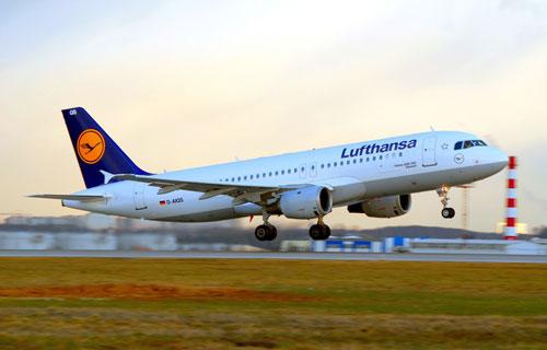Lufthansa отмечает увеличение пассажиропотока из России