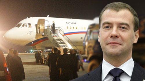 Парк президента РФ пополнился самолетом Ту-214