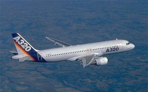 BOC Aviation закупила 30 самолетов Airbus A320