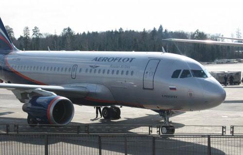 Аэрофлот приостановил полеты восьми самолетов A320