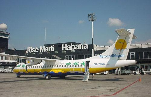 На Кубе потерпел крушение пассажирский самолет ATR 72-212