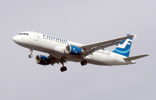 Пассажирам самолетов Finnair раздают iPad