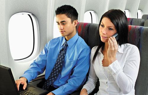 Внедрение мобильной связи в самолетах оказалось под угрозой