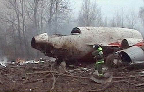 Польский эксперт насчитал 12 причин крушения самолета Качиньского