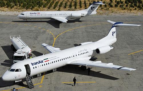 В Иране разбился пассажирский самолет компании IranAir
