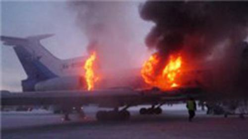 Подробности об авиакатастрофе Ту-154 в Сургуте