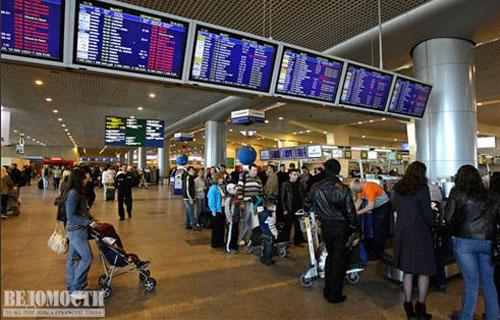 В столичном аэропорту Домодедово прогремел взрыв