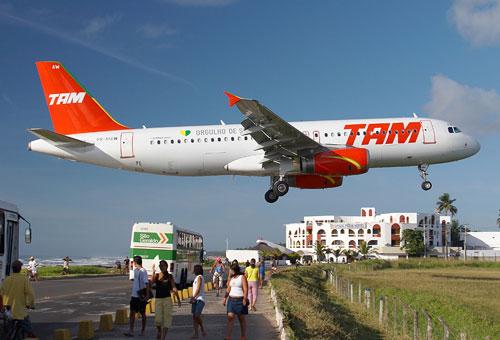 Компания TAM планирует купить 22 новых лайнера A320neo