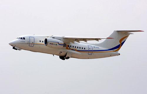 Пассажирский самолет Ан-158 прошел сертификацию