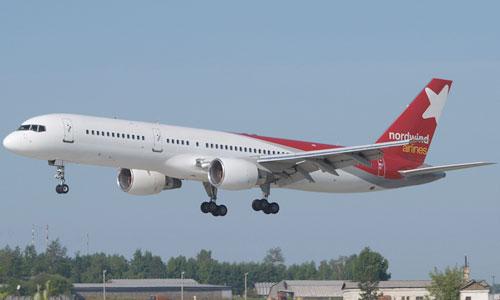 Boeing 757-200 совершил вынужденную посадку в Новосибирске