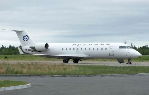 Bombardier-200 компании РусЛайн