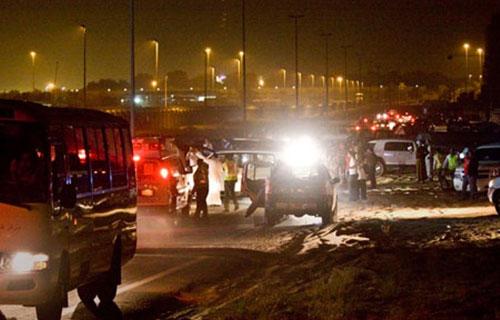 В ОАЭ при взлете потерпел крушение самолет Grumman 21T