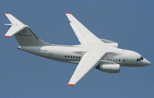 Ан-148 разбился при отработке экстренного снижения