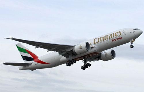 Boeing 777F компании Emirates SkyCargo
