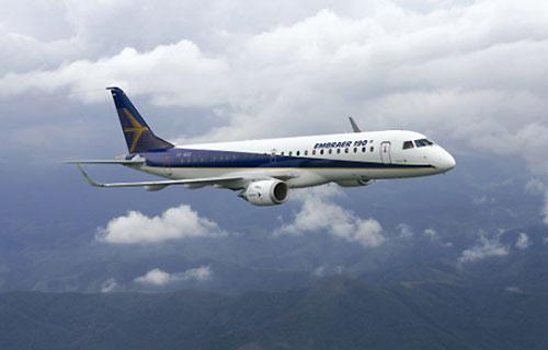 Air Astana закупит новые Embraer E190