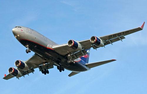 Российский парк самолетов к 2015 году потребует обновления