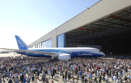 Пилоты ANA приступили к обучению по программе Boeing 787