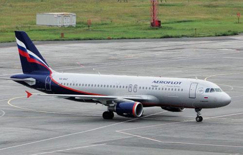 Компания Аэрофлот получила свой 37-й Аэробус А320