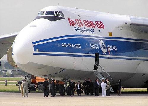 Россия собирается купить 60 самолетов Ан-70