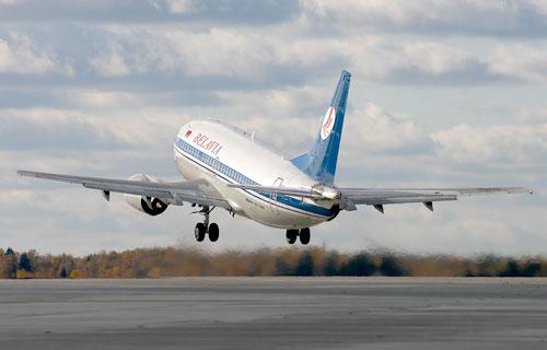 Boeing 737 компании Belavia