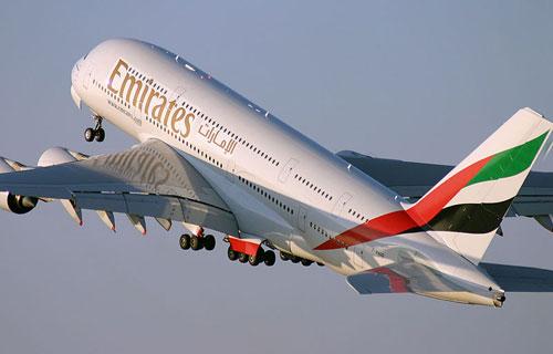 Emirates стала лучшей иностранной авиакомпанией в России