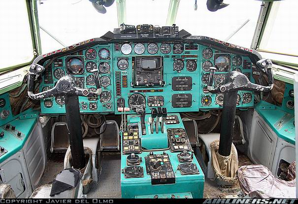 Самолет Ту-154 построен по