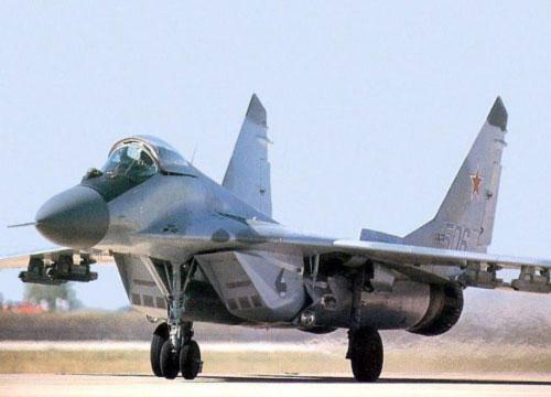 ВВС Словакии планирует отказаться от МиГ-29