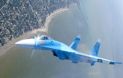 Причиной крушения Су-27 в Приморье мог стать отказавший двигатель