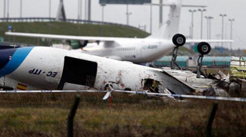 В Республике Конго потерпел крушение самолет миссии ООН