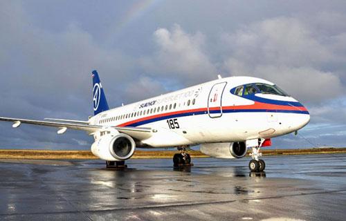 Аэрофлот намерен оштрафовать ГСС за задержку поставок SSJ100