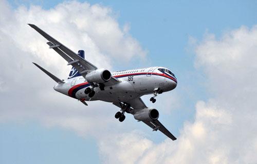 Домодедово получил разрешение на прием Sukhoi Superjet 100
