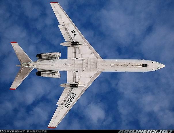 Ту-134 фото самолета