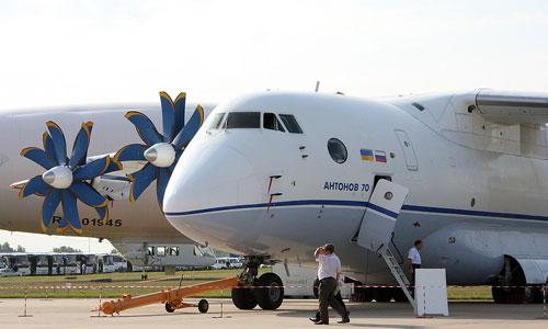 Завод Авиакор может начать производство самолетов Ан-70