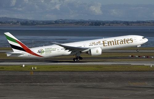 Emirates будет совершать рейсы в Рио-де-Жанейро и Буэнос-Айрес
