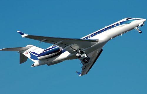 Bombardier переименовывает Global Express XRS