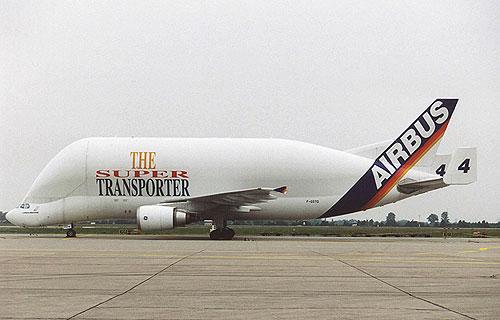 Самолеты Airbus A300-600ST оборудуют спутниковой системой посадки