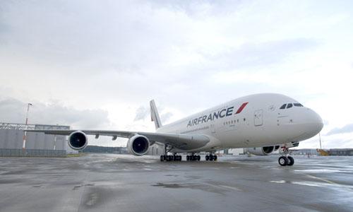 Airbus в 2011 году поставит заказчикам 25 суперлайнеров А380