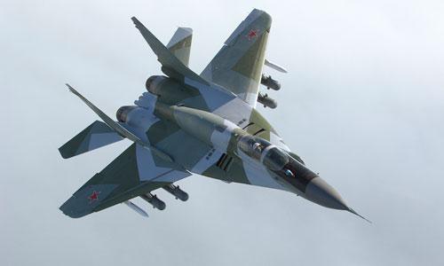 В Польше приостановлены полеты МиГ-29