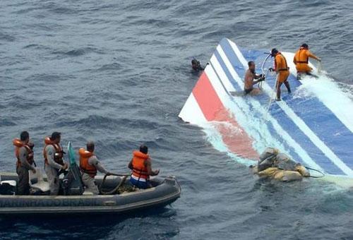 Найден черный ящик разбившегося в 2009 году Airbus A330 над Атлантикой