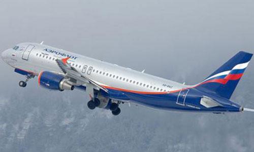 Аэрофлот ввел в эксплуатацию новый Аэробус А320 А.Чижевский